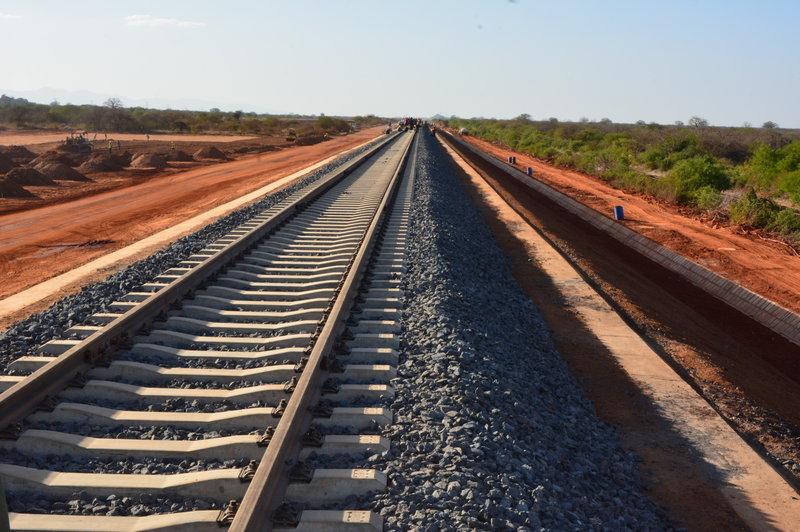 Standard Gauge Railway